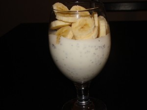 jogurt zchia ibananem