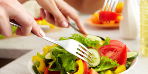 zbilansowane żywienie